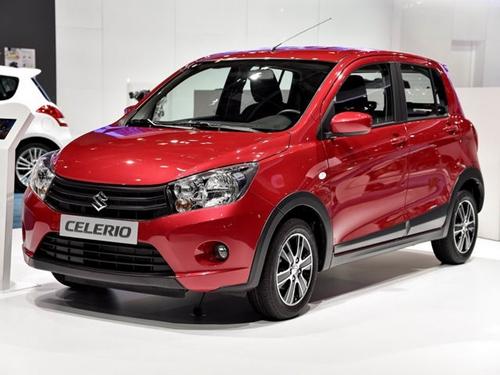 Suzuki Celerio về Việt Nam bất ngờ vọt tăng lên 359 triệu đồng - Ảnh 1