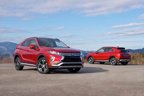 """""""Soi"""" mẫu xe Mitsubishi Eclipse Cross giá chỉ 526 triệu đồng - Ảnh 1"""