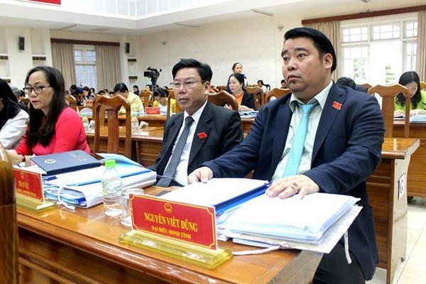 Quảng Nam khai mạc kỳ họp thứ 6, HĐND tỉnh khóa IX - Ảnh 2