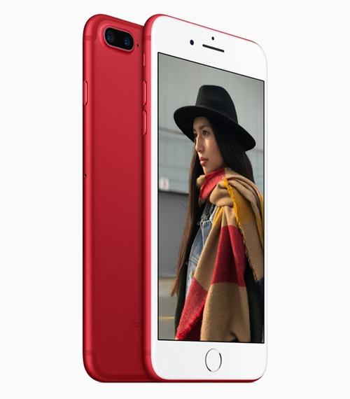 Apple bất ngờ ra mắt iPhone 7 và 7 Plus phiên bản màu đỏ rực, giá không đổi - Ảnh 2