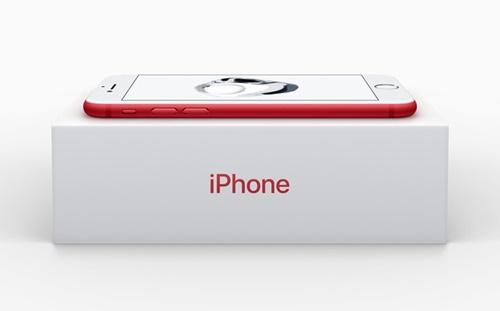 Apple bất ngờ ra mắt iPhone 7 và 7 Plus phiên bản màu đỏ rực, giá không đổi - Ảnh 3