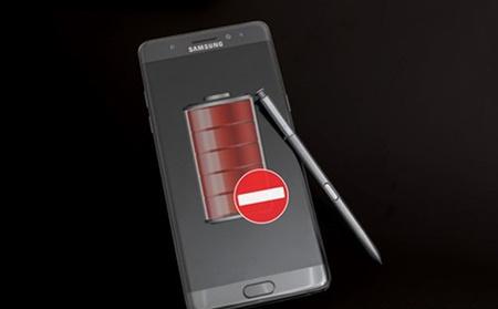 """Samsung """"khóa"""" Galaxy Note7 vẫn còn trôi nổi bên ngoài thị trường - Ảnh 1"""