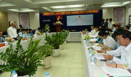 TP. Hồ Chí Minh chưa xem xét đề xuất đưa huyện Bình Chánh lên quận - Ảnh 1