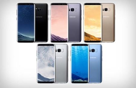"""Samsung Galaxy S8 và S8 Plus ra mắt ấn tượng với thiết kế màn hình """"vô cực"""" - Ảnh 2"""