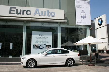 Bắt Tổng Giám đốc Euro Auto vì nhập loạt xe sang BMW bằng giấy tờ giả - Ảnh 1