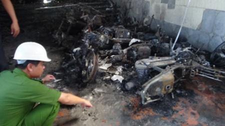 Vụ cháy khách sạn 5 tầng ở Bình Thuận: 13 người nhập viện cấp cứu - Ảnh 2