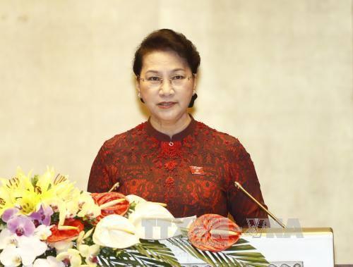 Chủ tịch Quốc hội: Tăng thời gian chất vấn, giải trình để nâng chất lượng kỳ họp - Ảnh 2