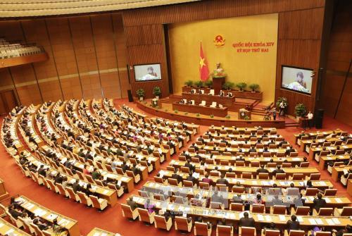 Chủ tịch Quốc hội: Tăng thời gian chất vấn, giải trình để nâng chất lượng kỳ họp - Ảnh 1