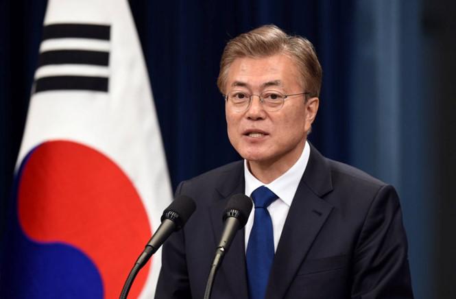 """Tân tổng thống Hàn Quốc sốc vì Bộ quốc phòng """"lừa dối"""" về THAAD - Ảnh 1"""