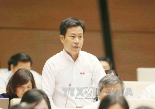 Kỳ họp thứ 3, Quốc hội khóa XIV: Cần đột phá trong chuyển giao công nghệ mới, công nghệ sạch - Ảnh 1