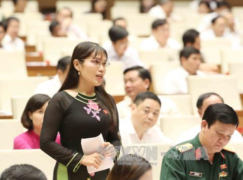 Kỳ họp thứ 3, Quốc hội khóa XIV: Cần đột phá trong chuyển giao công nghệ mới, công nghệ sạch - Ảnh 2