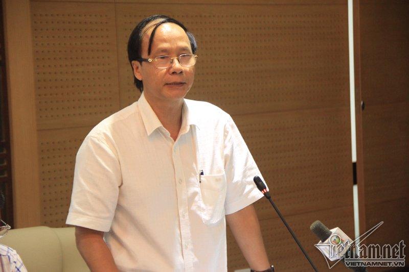 Trưởng ban Pháp chế HĐND TP Hà Nội giải thích việc Sở Nội vụ Hà Nội có 8 Phó giám đốc - Ảnh 1