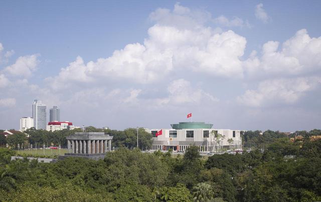 Bộ Xây dựng trình đồ án Quy hoạch xây dựng trụ sở các Bộ, nghành trong tháng 8 - Ảnh 1