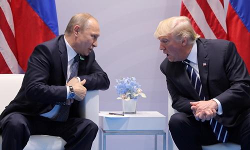 Tổng thống Trump sẵn sàng mời ông Putin đến thăm Nhà Trắng - Ảnh 1