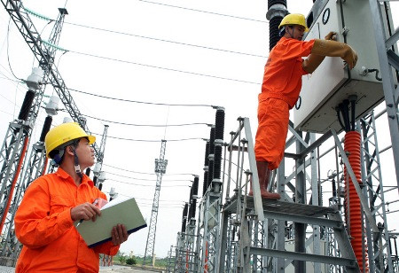 Bộ Công thương phê duyệt khung giá điện của EVN năm 2017 - Ảnh 1
