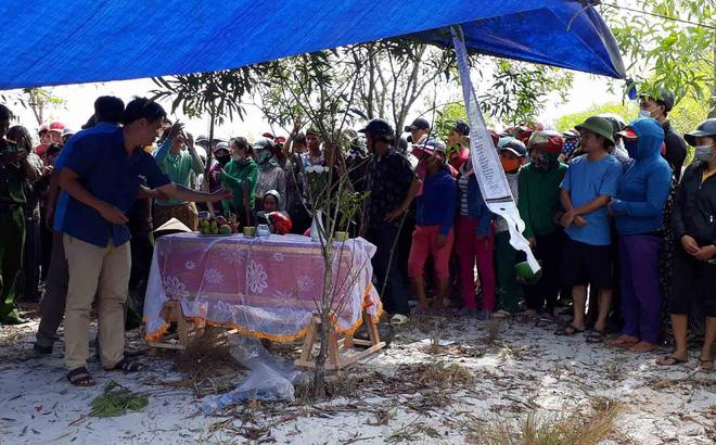 Công an Quảng Bình lên tiếng về vụ bé trai 6 tuổi nghi mất tích đã tử vong - Ảnh 2