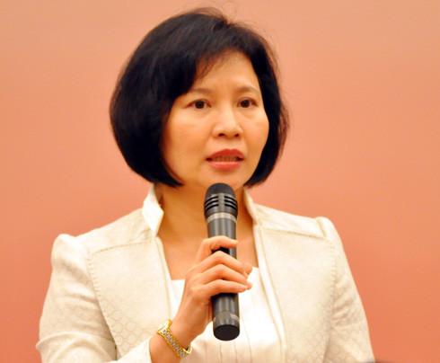 """Cổ phiếu Điện Quang """"bốc hơi"""" sau tin kỷ luật Thứ trưởng Hồ Thị Kim Thoa - Ảnh 1"""