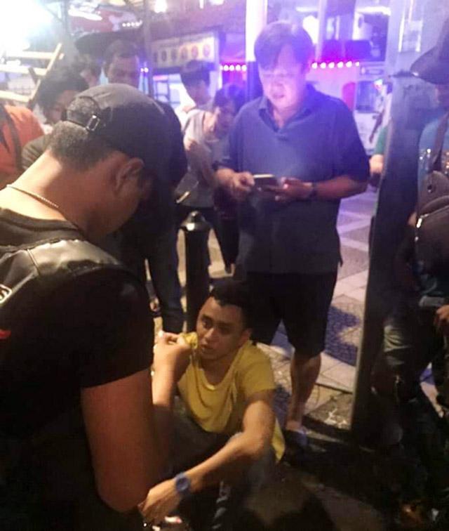 HLV của Ánh Viên bị cướp tại Malaysia - Ảnh 1