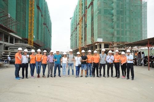 Him Lam Phú An mời khách hàng trực tiếp giám sát chất lượng và tiến độ dự án - Ảnh 1