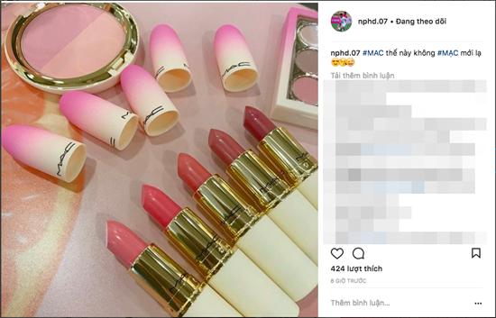 Tuyển thủ Hồng Duy của U23 Việt Nam thích đắp mặt nạ giấy và bán son trên instagram  - Ảnh 7