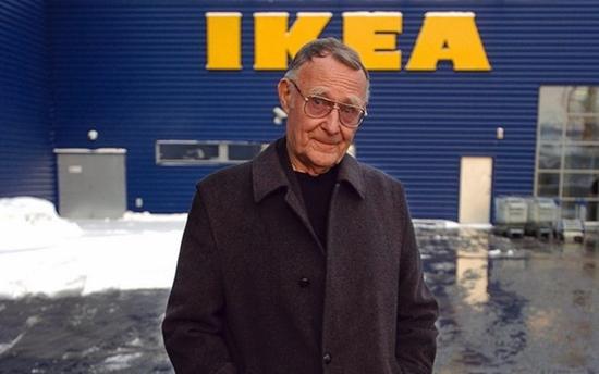 Nhà sáng lập hãng nội thất IKEA qua đời ở tuổi 91 - Ảnh 1