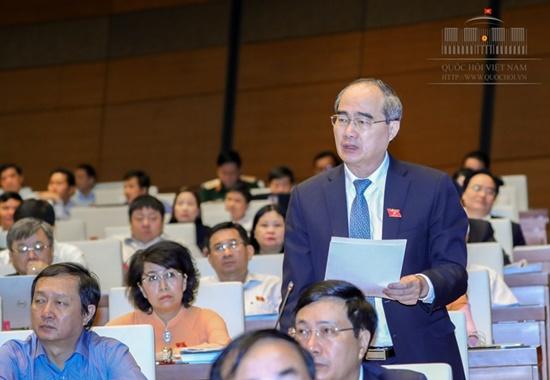 """Bộ trưởng Nguyễn Thị Kim Tiến nêu giải pháp """"kiềng ba chân"""" của ngành Y tế - Ảnh 2"""