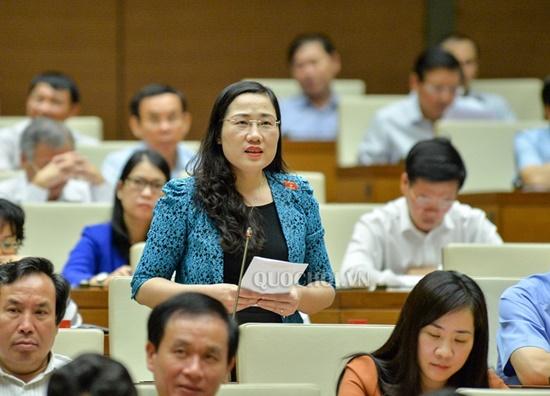 """Bộ trưởng Nguyễn Thị Kim Tiến nêu giải pháp """"kiềng ba chân"""" của ngành Y tế - Ảnh 5"""