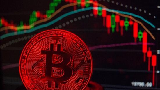 Giá Bitcoin hôm nay 23/2/2018: Sụt giảm 860 USD trong một đêm - Ảnh 1