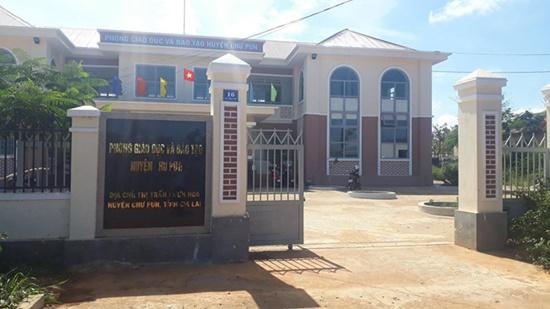 Gia Lai: Phòng giáo dục huyện chi sai, chiếm đoạt gần 6 tỷ đồng - Ảnh 1