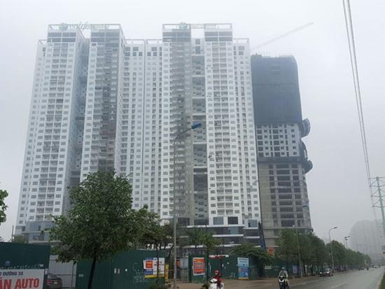Chủ đầu tư dự án Ecolife Capitol tự ý thay đổi thiết kế căn hộ - Ảnh 1