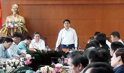 """Hà Nội sẽ xây chợ đầu mối ở nơi """"củ cải đổ xuống sông Hồng"""" - Ảnh 1"""