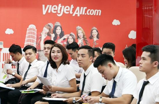 Cơ hội trở thành tiếp viên Vietjet - Ảnh 1