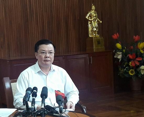 """Bộ trưởng bộ Tài chính nói về dự luật Thuế tài sản: """"Vạn sự khởi đầu nan"""" - Ảnh 1"""