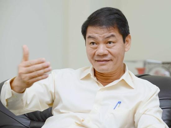 Chủ tịch Đại Quang Minh nói gì về đường 1.000 tỷ đồng/km ở Thủ Thiêm - Ảnh 2
