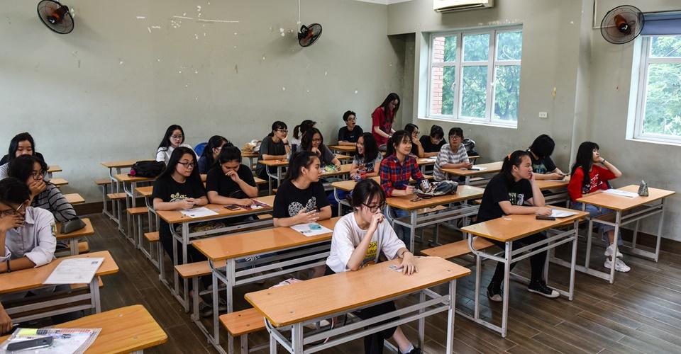Đáp án, đề thi môn Ngữ Văn THPT quốc gia 2018 - Ảnh 2