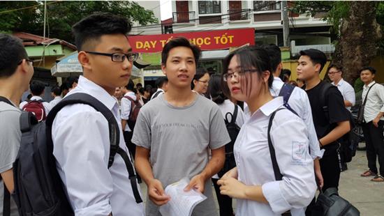 Đáp án, đề thi môn Toán mã đề 107 THPT quốc gia 2018 - Ảnh 2