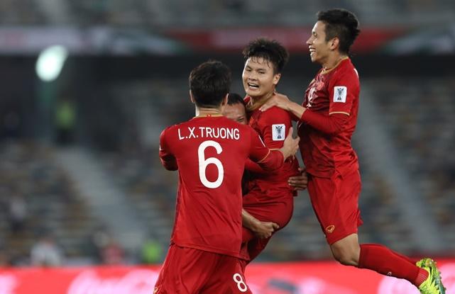 Asian Cup 2019 Việt Nam-Iraq (2- 3): Bàn thắng phút thứ 90, trận thua đầy tiếc nuối - Ảnh 1