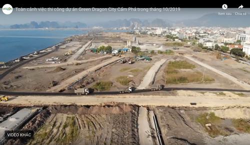 Dự án Green Dragon City Cẩm Phả: Cảnh báo nhiều đơn vị mạo danh chào bán trái quy định - Ảnh 1