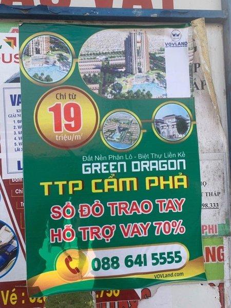 Dự án Green Dragon City Cẩm Phả: Cảnh báo nhiều đơn vị mạo danh chào bán trái quy định - Ảnh 3