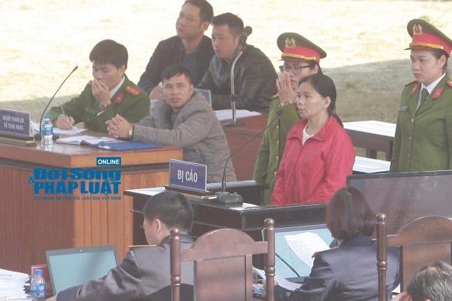 Xét xử vụ nữ sinh giao gà bị sát hại: Cầm Văn Chương phản cung, Bùi Thị Kim Thu kêu oan - Ảnh 3