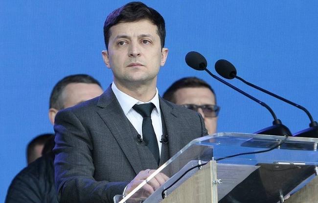 Bầu cử tổng thống Ukraine: Nam diễn viên hài giành lợi thế lớn - Ảnh 1