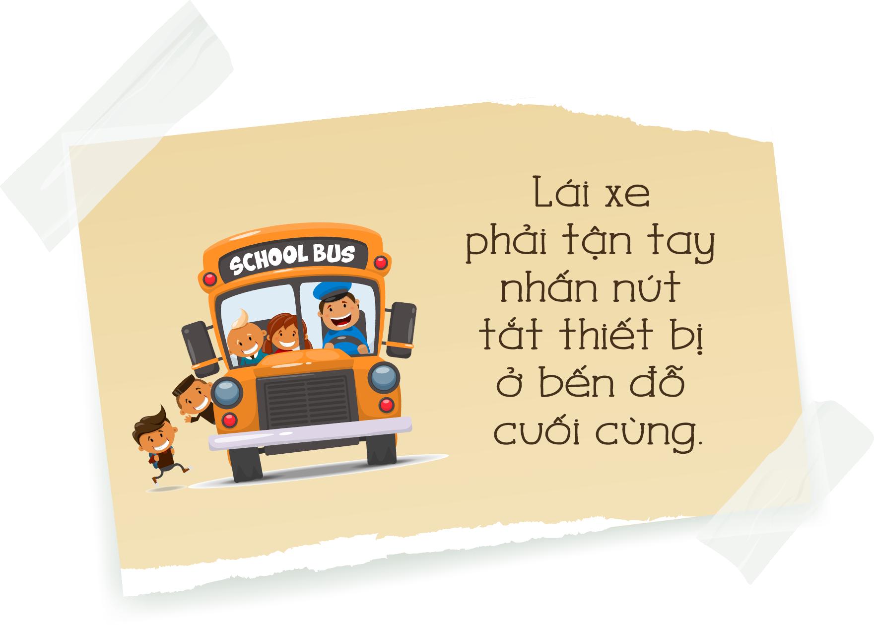 [E] Các quy định về xe đưa đón học sinh trên thế giới: Phương tiện ưu tiên quốc gia  - Ảnh 4