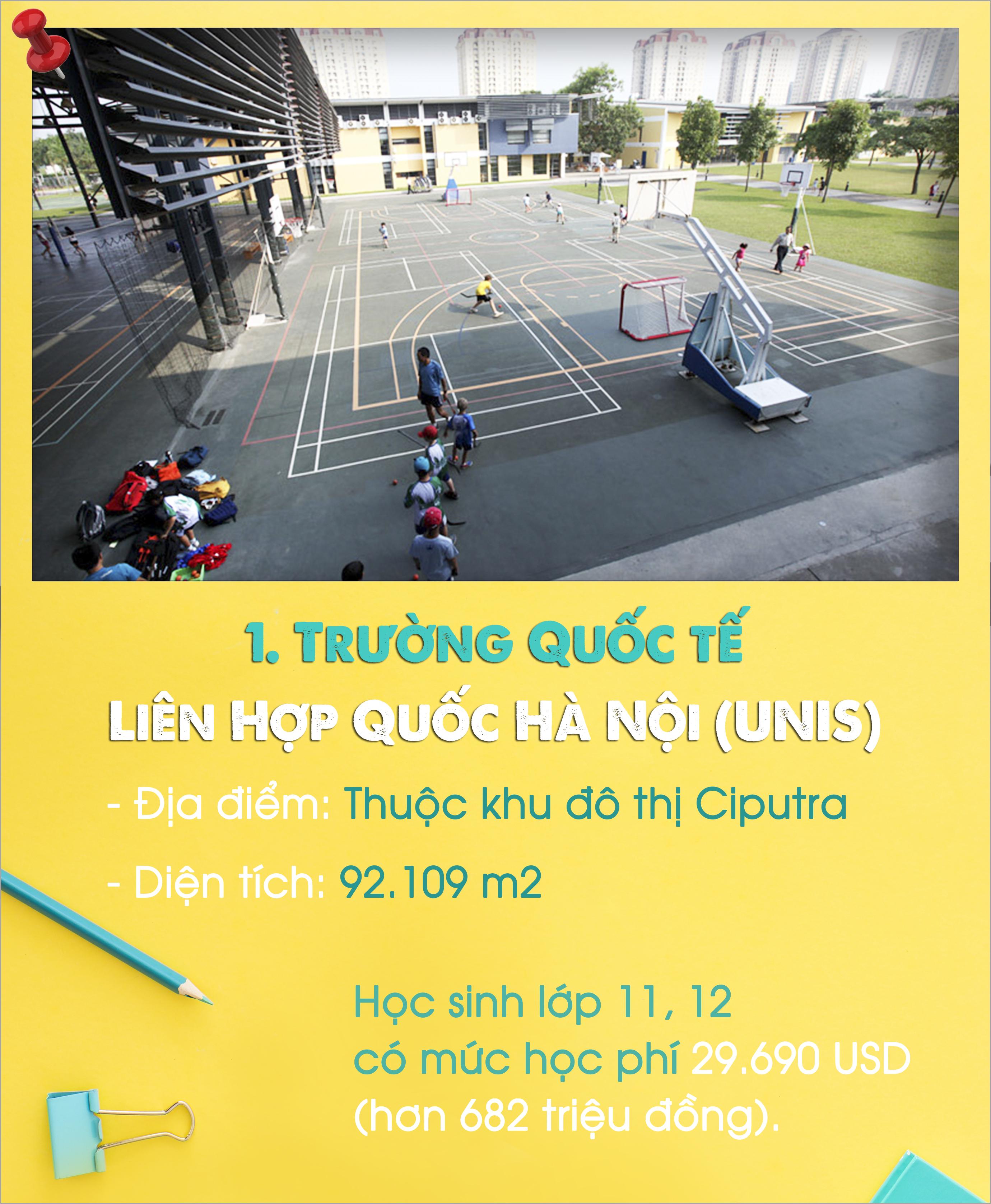 [E] Cho con học trường Quốc tế ở Hà Nội: Học phí 8 tỷ đồng - Ảnh 3