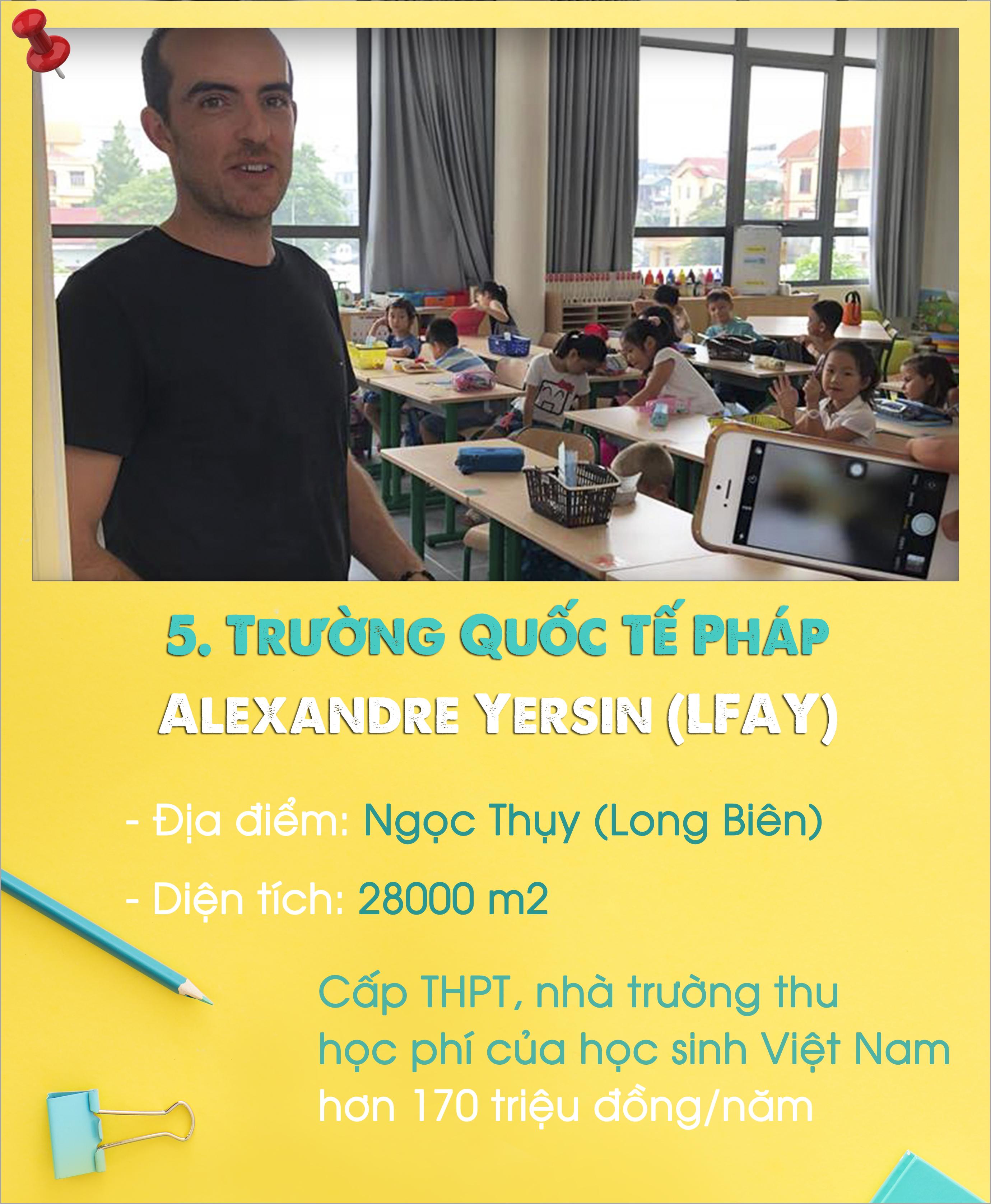 [E] Cho con học trường Quốc tế ở Hà Nội: Học phí 8 tỷ đồng - Ảnh 15
