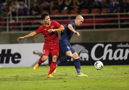 Việt Nam 0 - 0 Thái Lan vòng loại World Cup 2022: Bất phân thắng bại, tuyển Việt Nam có 1 điểm trên đất Thái - Ảnh 3