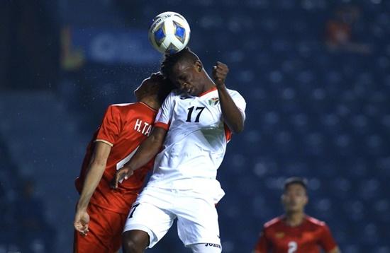 U23 Việt Nam - U23 Jordan (0-0): Nghẹt thở từng phút, hai đội chia điểm - Ảnh 1