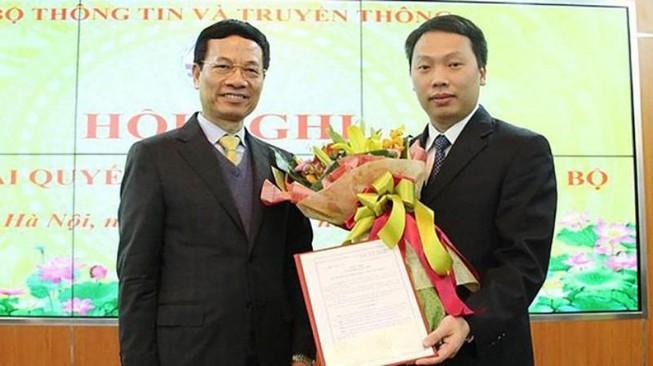Bổ nhiệm ông Nguyễn Huy Dũng giữ chức Thứ trưởng bộ Thông tin - Truyền thông - Ảnh 1