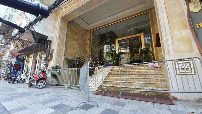 """Đọ độ """"sang chảnh"""" của 3 khách sạn tại Hà Nội được phun khử trùng vì du khách nhiễm Covid-19 từng ở - Ảnh 7"""