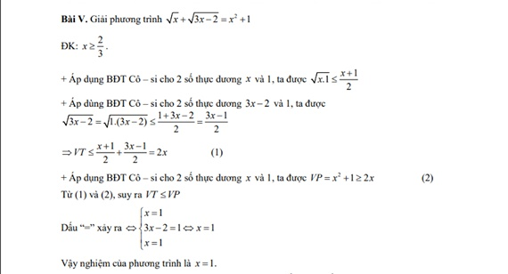 Đáp án, đề thi môn Toán vào lớp 10 tại Hà Nội chuẩn nhất, chi tiết nhất - Ảnh 5
