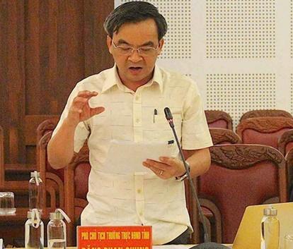 Can thiệp hoạt động tố tụng, Phó Chủ tịch Thường trực HĐND tỉnh Gia Lai bị cảnh cáo - Ảnh 1